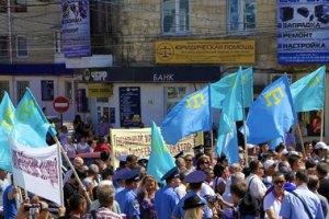 Меджлис изменил место митинга в Симферополе во избежание провокаций