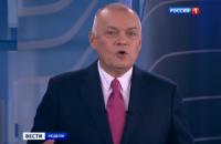 Дмитрий Киселев продержался в фейсбуке всего несколько часов