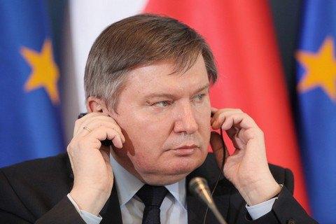 Бывший глава МВД Польши вошел в группу советников Украины