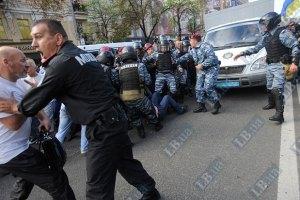 Тимошенко увезли в СИЗО к Луценко
