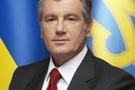 Ющенко выступит перед украинцами после Хэллоуина