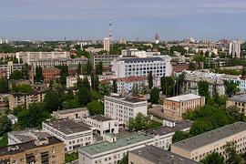 СБУ и МВД получат землю в Киеве