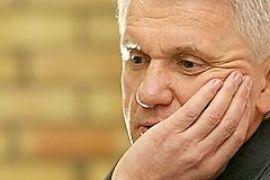 Литвин сокрушается, что люди утратили доверие к власти