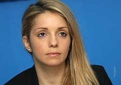 Дочь Тимошенко рада бойкоту Евро-2012