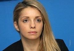 Дочка Тимошенко просить США не кидати її мати