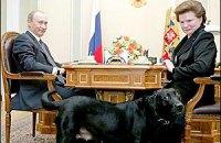 Путин приедет в Украину вместе с Терешковой