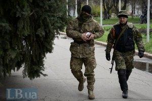 Антрацит используют как перевалочную базу для боевиков, - активист