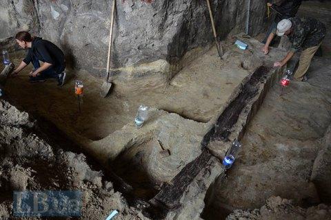 Київ виділив 18 млн гривень на сканування та фотографування розкопок на Поштовій площі