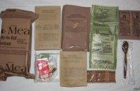 """Минобороны: сухпайки, которые пытались продать, остались с учений """"Си-Бриз 2011"""""""