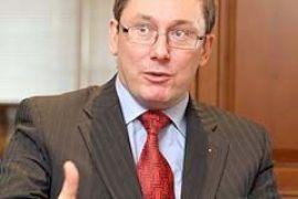 Луценко сообщил, что большинство НУНС уже готово к коалиции с «Регионами»