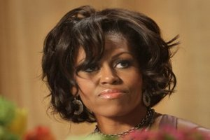 Мішель Обама не хоче бути президентом