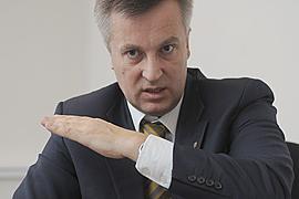 Наливайченко: Если милиционеры стоят на митингах с дубинками, значит – для задержания преступников нет кадров