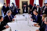 Порошенко зустрівся з президентом Польщі в Мюнхені