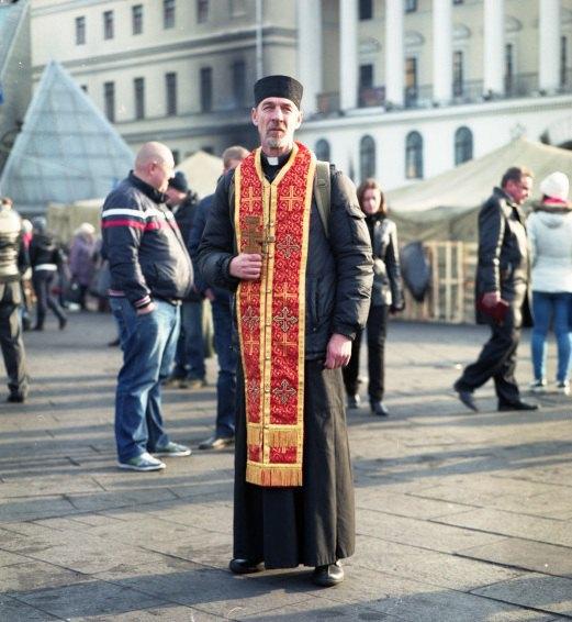 На Майдані, грудень 2014