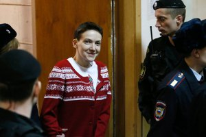 Надежду Савченко завтра переведут в больницу