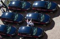 КГГА передала 100 автомобилей Ford Fiesta столичным медикам