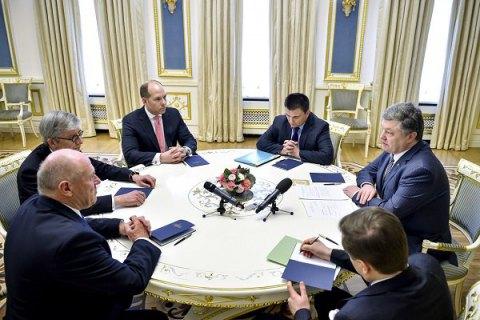 Порошенко призвал Всемирный конгресс украинцев помочь в освобождении Савченко