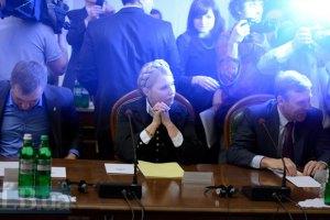 Тимошенко: олигархи пытаются влиять на выборы в Киеве