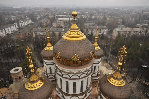 Мінкульт просить УПЦ МП вивести єпархії з окупованих територій Донбасу