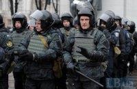 Чергова показуха з номерами на шоломах замість реальних змін в міліції