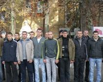 В армию в украине завершился осенний