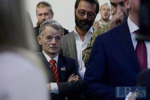 В Крыму существует угроза новой депортации и геноцида крымских татар, - Джемилев