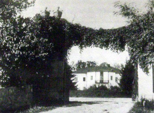 Дом Виноградского в Городке