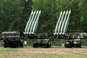 США: российская система ПВО работала в Донецке