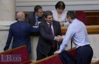 Депутаты не стали заниматься выборами в проблемных округах