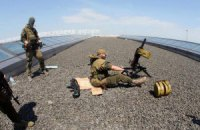 На подмогу к боевикам в аэропорту Донецка прибыли чеченцы