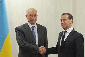 Медведев разрешил Украине оставаться наблюдателем в ТС