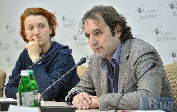 Владислав Піоро и Дарія Бадьйор