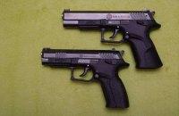 Украина будет выпускать словацкие пистолеты