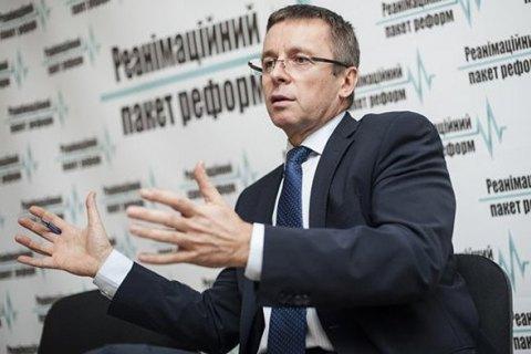 Миклош: Реформы вУкраинском государстве двигаются вправильном направлении, однако необходимо ихускорить