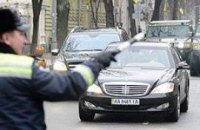 Маршрут кортежа Януковича изменили из-за  информации о покушении