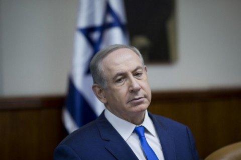 Премьер Израиля назвал Парижскую мирную конференцию «мошенничеством»