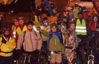 Завтра состоится велопробег к резиденции Януковича в Межигорье