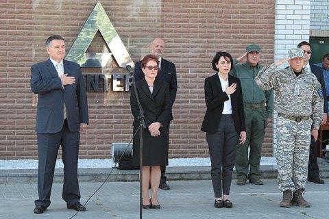 Аваков вместе спослом США вгосударстве Украина вручил 35 сертификатов солдатам КОРД