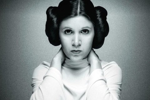 """Lucasfilm не замінюватиме Керрі Фішер графікою в нових """"Зоряних війнах"""""""