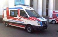 Пострадавший при падении самолета под Киевом находится в критическом состоянии