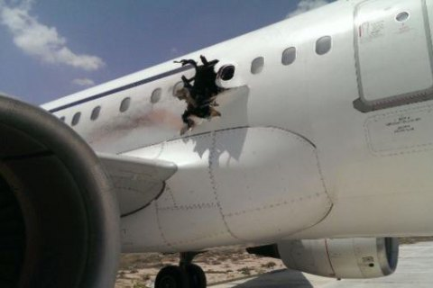 """""""Аш-Шабаб"""" взяла ответственность за взрыв на борту сомалийского лайнера"""