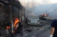 В трех районах Донецка слышны звуки залпов, - горсовет