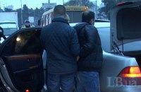 В Киеве злоумышленник сбил автомобилем оперативника (Обновлено)