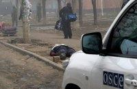 """ОБСЕ требует от боевиков """"ДНР"""" освободить сотрудника миссии"""