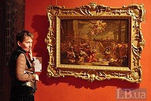 В музее Ханенко проходит выставка европейских художников