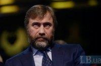 Новинский выступает против проведения досрочных парламентских выборов до 2015 года
