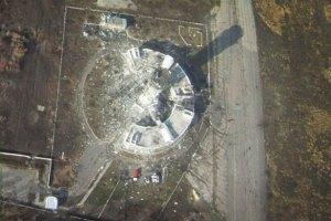 Пять защитников донецкого аэропорта получили ранения