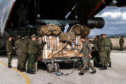 1-ый военный изРФ умер вСирии в 1-ый день бомбардировок