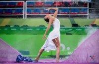 """Крымская гимнастка Ризатдинова выступила в Рио под песню Джамалы """"1944"""""""