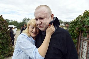 Освобожденный из плена Владимир Жемчугов: «Надеюсь, у меня снова получится жить»